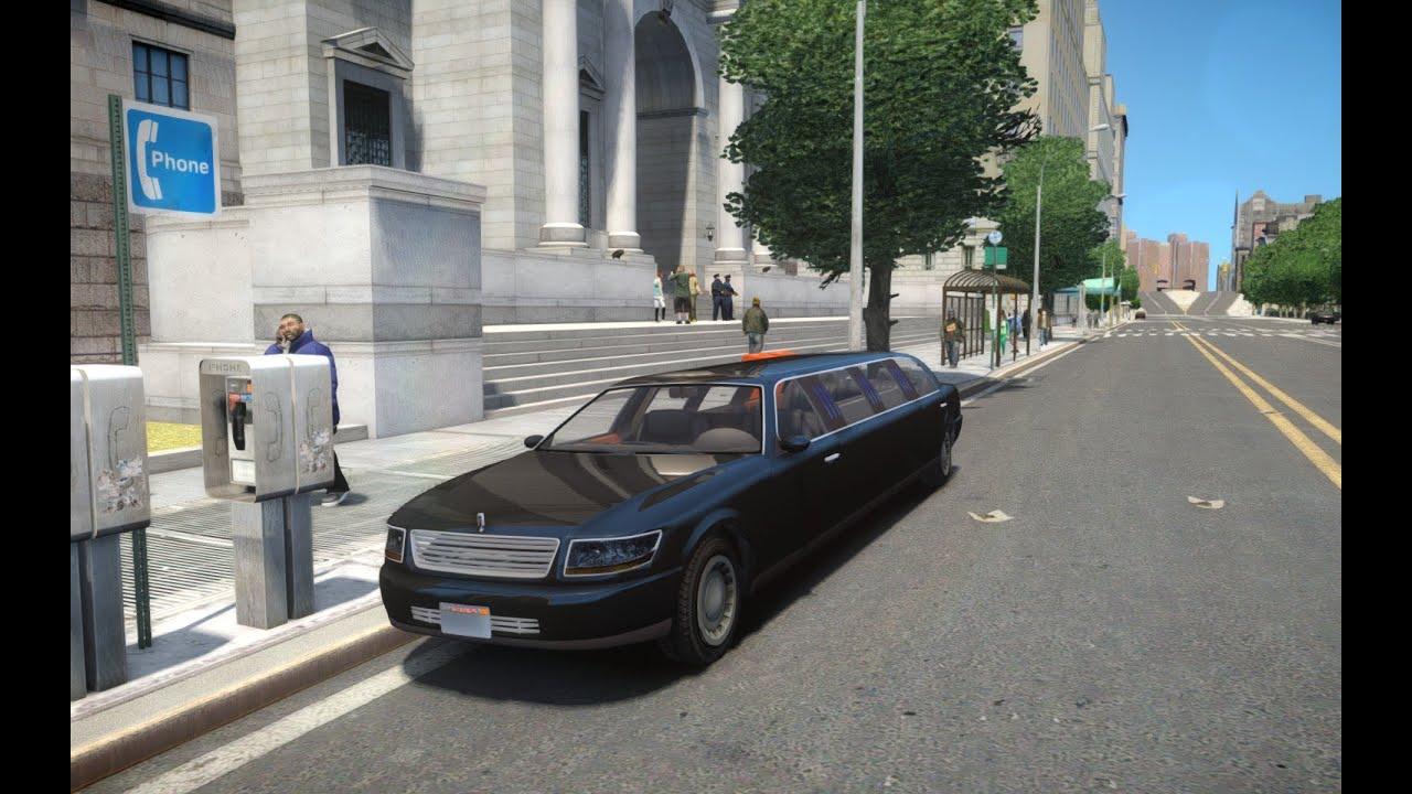 Gta Iv Car Crash