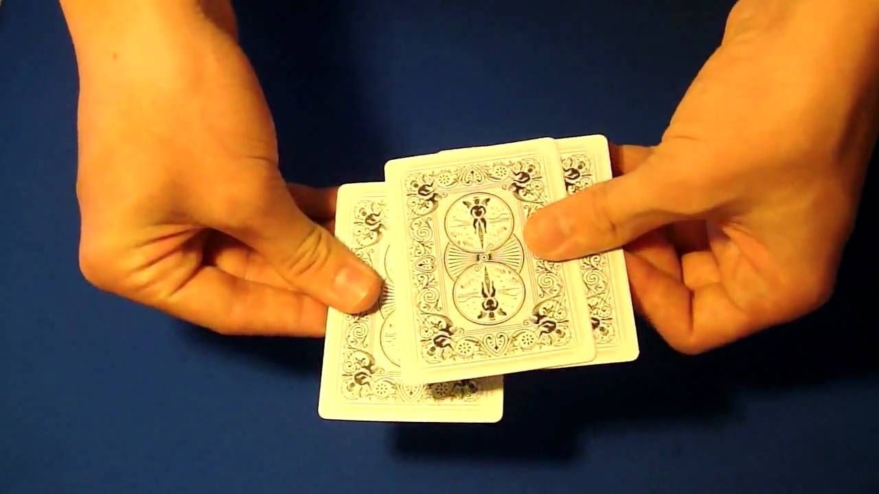 Magic Cards Tricks Revealed