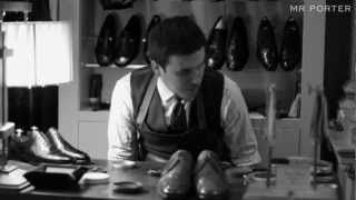 Shoe Shining - The Knowledge - MR PORTER