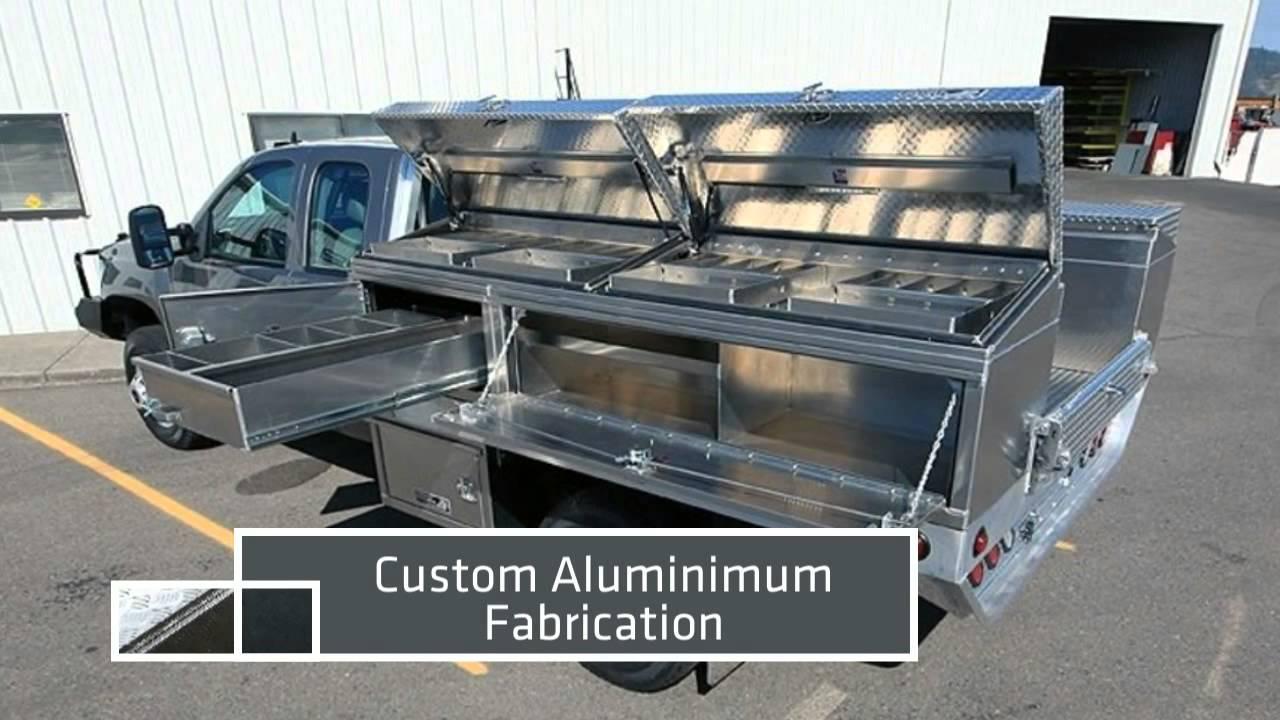 Custom Aluminium Ute Tool Boxes Trays Boats Trailers