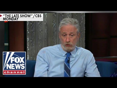 Liberals trash Jon Stewart for backing lab-leak theory