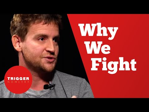 Dr Mike Martin: Why We Fight
