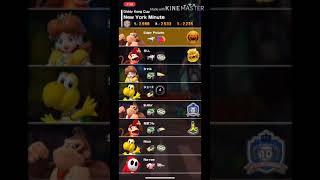 Mario Kart Tour - Diddy Kong Cup