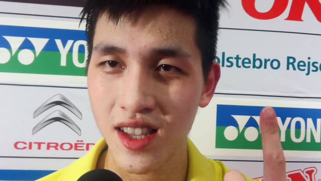 Wong Wing Ki after Lin Dan win