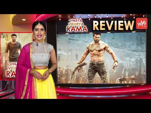 Vinaya Vidheya Rama Review | Vinaya Vidheya Rama Public Talk | Ram Charan | VVR Review | YOYO TV