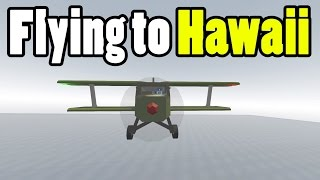 "UNTURNED - ""Flying to Hawaii"" Episode 67 (Role-play Russia Map)"