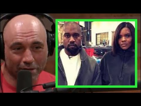 Joe Rogan - Is Candace Owens More Influential Than Kanye West?