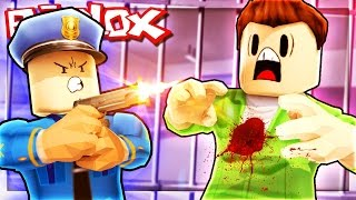 Roblox Adventures - TRYING TO ESCAPE ROBLOX PRISON! (Prison Life)