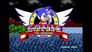 Sonic Halloween 2015 (Genesis) - Longplay
