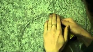 Жидкие Обои Silk Plaster мастер класс по декору
