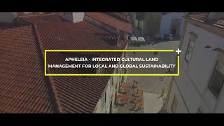 "Erasmus+ ""Apheleia – Integrated Cultural Landscape Management For Localand Global Sustainability"""