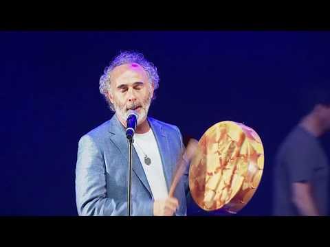 Conférence d'Arnaud Riou sur le monde invisible - musique Corinne Pierre Fanfan partie 2/6