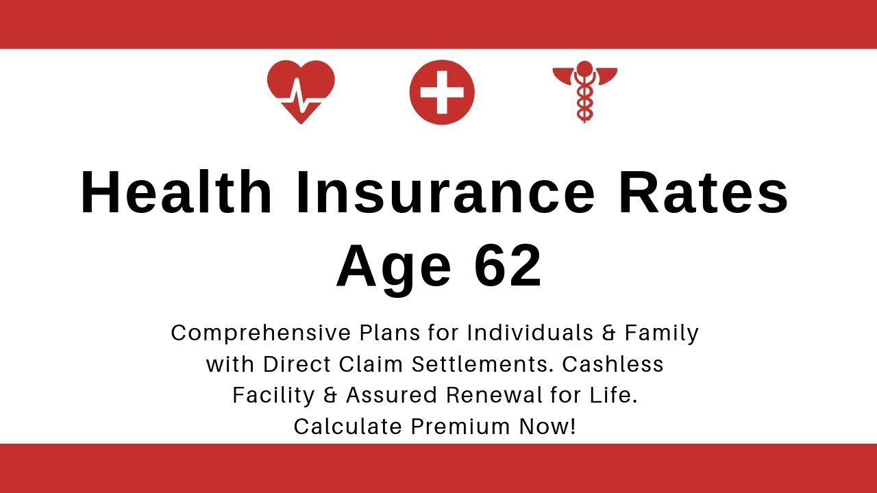 Aarp Health Insurance >> Aarp Health Insurance Rates Age 62 Youtube