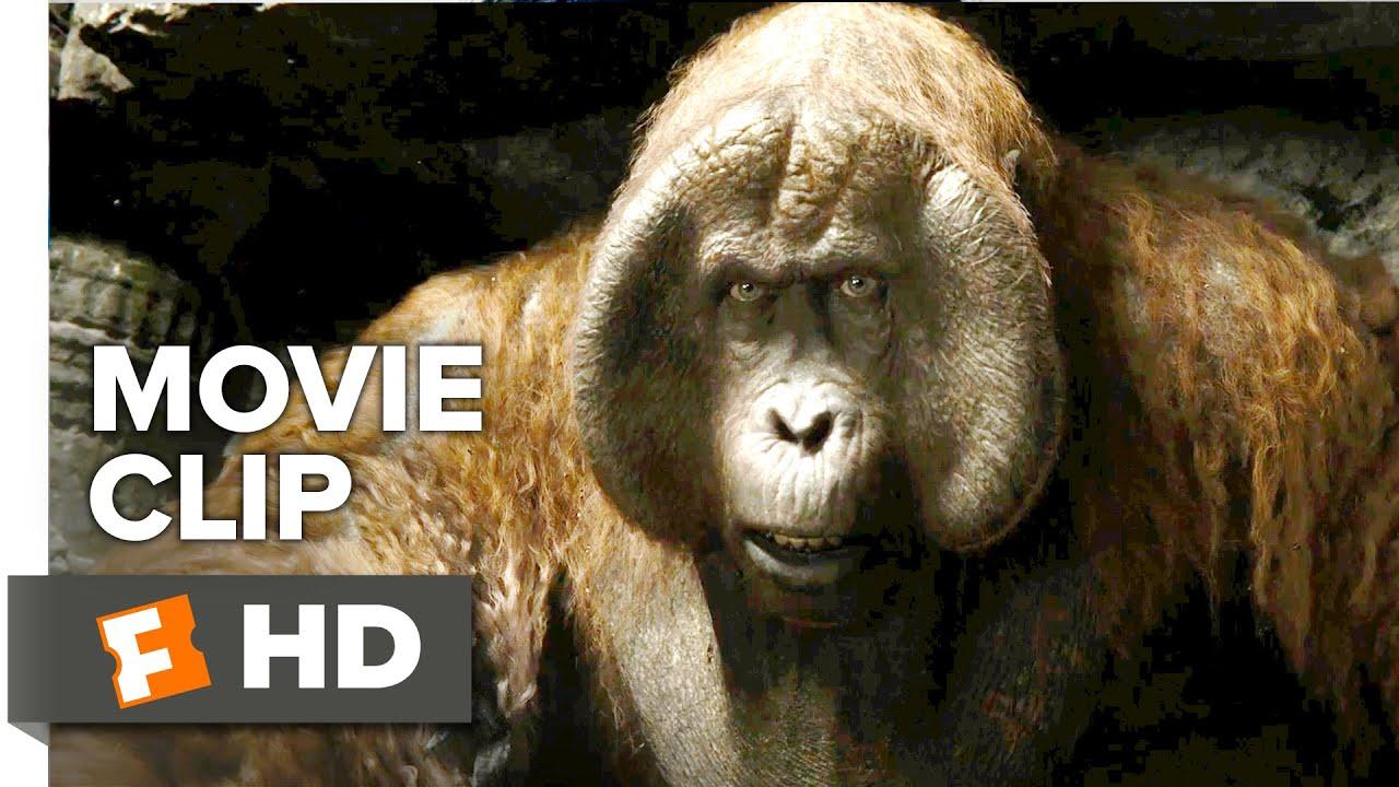 The Jungle Book Movie Clip King Louie 2016 Christopher Walken