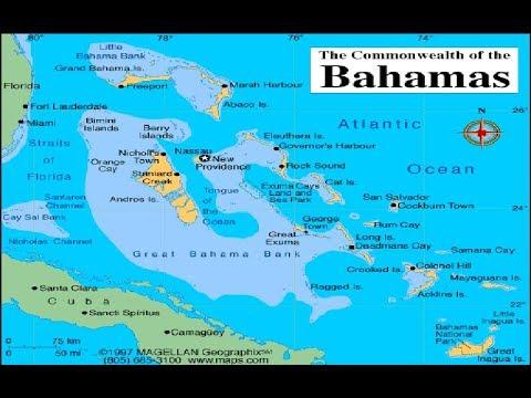 Nassau to Staniel Cay