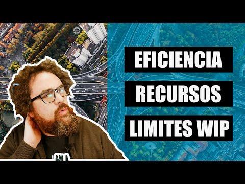 Límites WIP: EFICIENCIA de flujo y de RECURSOS