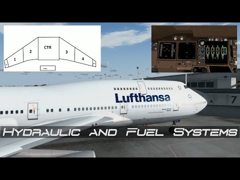 747 400 Systems Part 2 YouTube