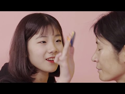 Korean Daughters Gave their Moms a Sexy Makeover