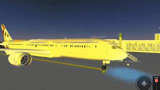 Ethiad Airways 2 Il Residence - Business Class Roblox