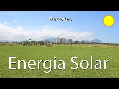 BATERIAS PARA ENERGIA SOLAR - VÍDEO CURSO - PARTE 5