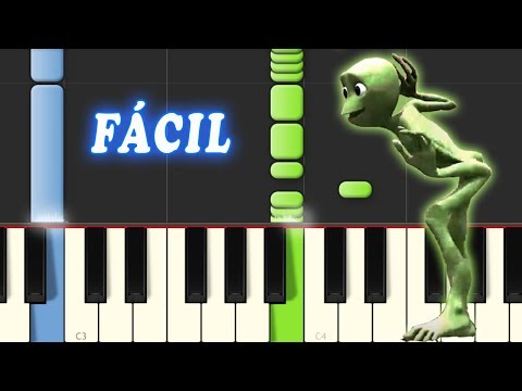 Dame Tu Cosita - FACIL -  Piano Tutorial