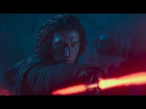 Кайло Рен встречает Императора Палпатина. Звёздные войны: Скайуокер. Восход. 2019