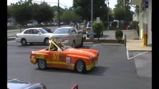 Vintage Racer 1962 Austin Healey For Sale!