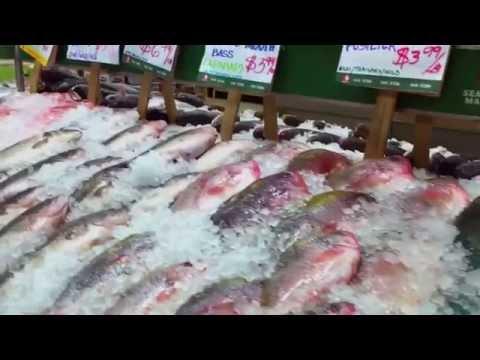 Seafood City (Trip to Seattle, WA)