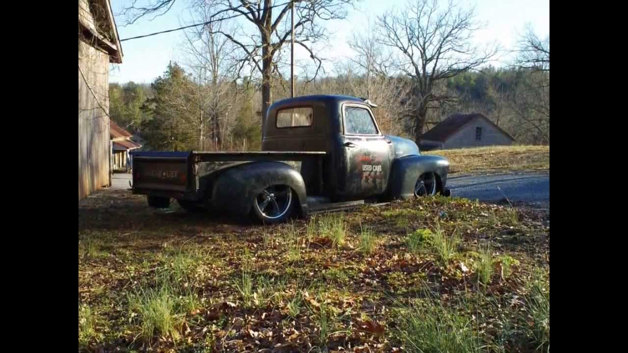 Bagged 1947 Chevy Truck On 20s Youtube 1949 S10 Frame