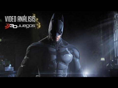 Batman Arkham Origins - Vídeo Análisis 3DJuegos
