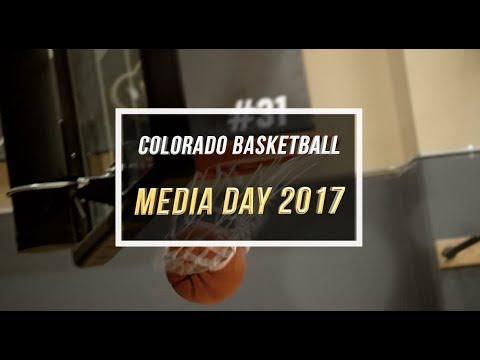 CU BASKETBALL MEDIA DAY: Tad Boyle previews 2017-2018 season