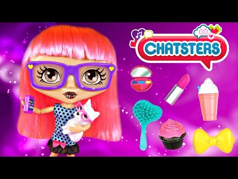 Chatsters Gabby Interactive Talking Doll Review with Lots of Fun Games and Accessories
