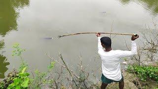 Unique traditional fishing video ট ট দ য় ম ছ শ ক র Рыбалка Видео