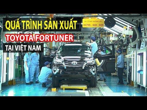 Nhà Máy Toyota Việt Nam Sản Xuất ô Tô Như Thế Nào? | TIPCAR TV