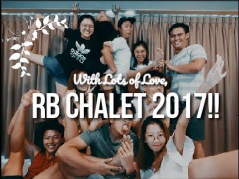 RB TANAH MERAH NSRCC CHALET [VLOG #3 CHALET!!!]