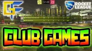 NEW CLUB UPDATE!!! | Rocket League PC | GIVEAWAY TONIGHT!!!!