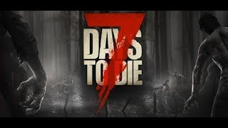 7 DAYS TO DIE ! LETS SEE IF WE CAN LIVE THAT LONG WITH BAMBAM AND BLUBERRY BAZ !