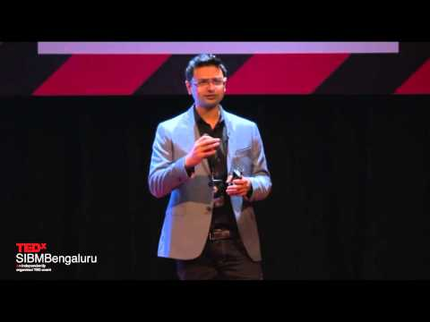 Congratulations! You Failed | Vishwas Mudagal | TEDxSIBMBengaluru