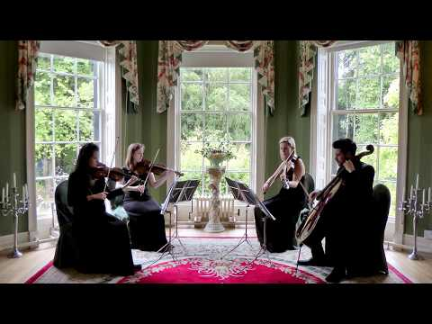 Take On Me (A-Ha) Wedding String Quartet