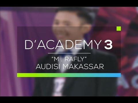 Suaranya Bikin Bang Ipul Menangis! - M Rafly (Audisi DA3 Makassar)