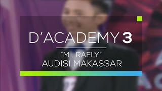 Suaranya Bikin Bang Ipul Menangis M Rafly Audisi DA3 Makassar
