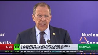 Lavrov: Russia not clinging to G8 if West does not want it