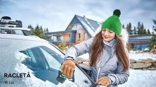 Accesorii originale ŠKODA pentru sezonul rece