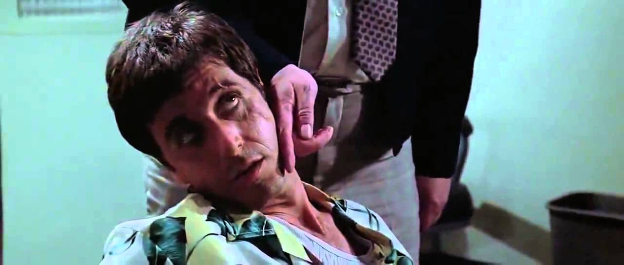 Scarface Im Tony Montana Hd Youtube