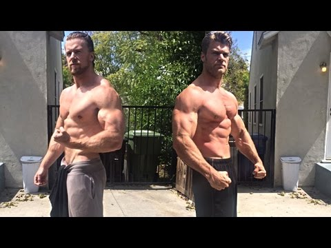 Buff Dudes 5x5 Workout Routine - Day 1