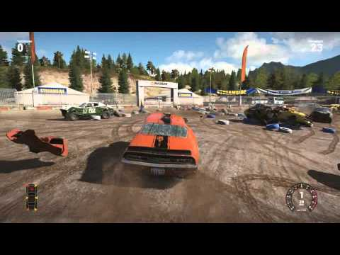Next Car Game (Arena Fight) GTX770 4GB