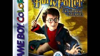 Harry Potter and the Chamber of Secrets (GBC) - Moaning Myrtle