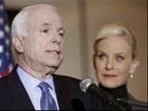 Jack Rice Interviews Cindy McCain - Part 1.