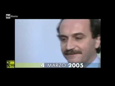 §.1/- 04 MARZO 2005 Bagdad - uccisione di Nicola Calipari - liberazione di Luciana Sgrena