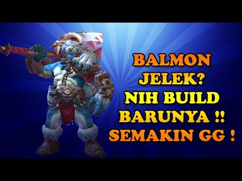 BALMON JELEK SKRG? GILA LU BOS !! NIH NEW BUILD !!